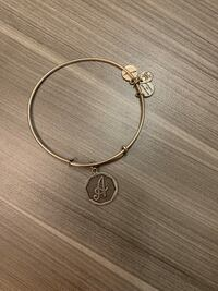 ALEX AND ANI BRACELET- A initial charm Hyattsville, 20782
