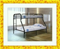 Twin bunkbed frame free shipping and delivery Temple Hills