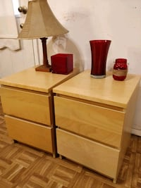 Like new 2 night stand with big drawers in great c Annandale, 22003