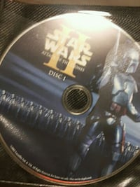 Star Wars Episode II - DVD Toronto, M6K 3G1