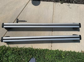 Audi Genuine OEM Roof Rack Cross Bars