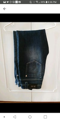 New woman jeans Med