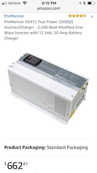 Battery charger power inverter Itasca, 60143