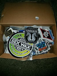 Alot of cool stickers!!!! San Clemente, 92673