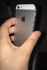 iPhone 5 with otter box