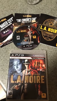 L.A. NOIRE for PS3  Edgewood, 21040