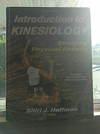 Introduction to Kinesiology book
