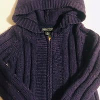 ROOTS sweater, size 2T in great condition  Toronto, M3L 2J3