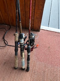 Fishing rods Rhode Island