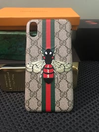 iPhone xs max gucci-bee cases cover Mississauga, L5L 1T7