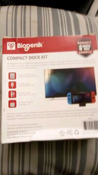 Biogenik Compact Dock Kit 3749 km