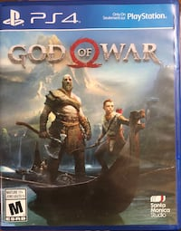 God of war PS4 Brampton, L6X 0T4