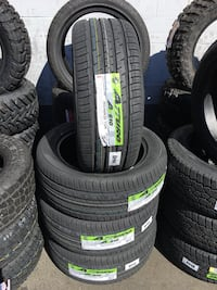 285/50R20 SET OF 4 TIRES ON SALE WE CARRY ALL MAJOR BRAND AND SIZE  Walnut Creek, 94597