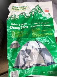 Dome tent 4-5 people Milton, L9E