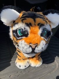 Furrral Tiger Roaring Tyler Interactive Toy