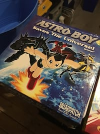 ATTN COLLECTORS! NEW ASTRO BOY BOARDGAME! Springfield, R0E