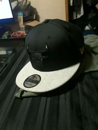 black and white fitted cap Fayetteville, 28306