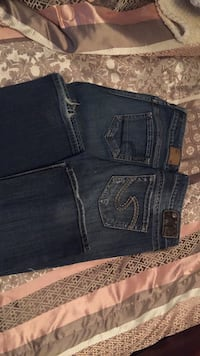 blue denim True Religion jeans Lake Charles, 70615