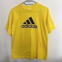 Yellow Adidas T shirt Oakville, L6L 3M8