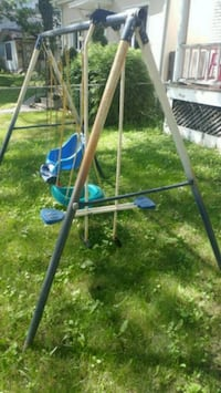 SWING SET ...FIRST COME FIRST SERVED... Winnipeg, R3Y