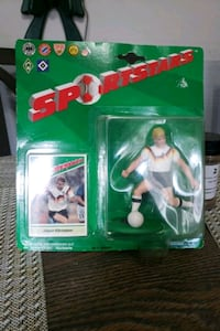 Vintage sports stars figure by Kenner new in box Hamilton