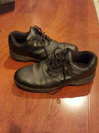 Men's Golf Shoes size 12 black  Vienna, 22180