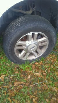 """Ford 6 lug 18"""" and tires"""