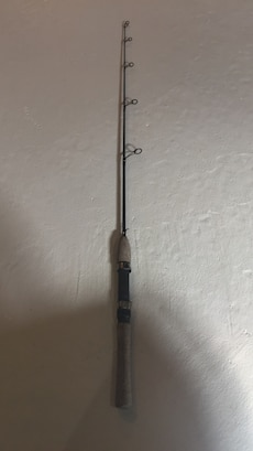 STREAMSIDE PREDATOR ICE ROD 36""