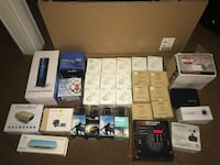 Misc electronics and stuff $20 each 562 mi