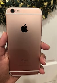 64GB Rose Gold iPhone 6S Plus Factory Unlocked (6S+ Pink).   New York, 10018