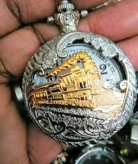 Silver and Gold Pocket Watch Jacksonville, 32277