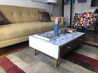 Baxton Studio Gemini Wood Contemporary Coffee Table Toronto, M5V
