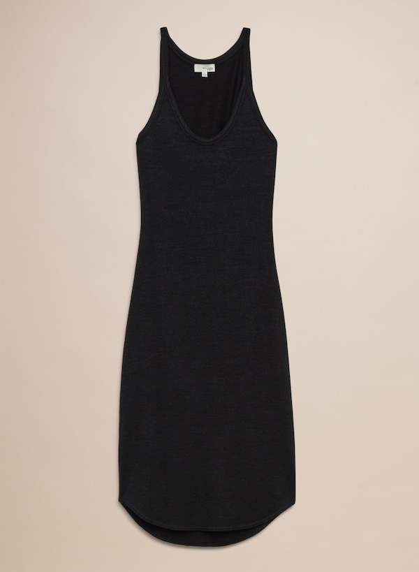 Wilfred Free Black Dress
