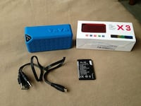 Bluetooth speaker WITH micro card,