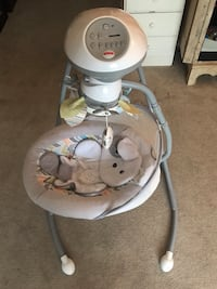 Baby swing-Great condition Alexandria, 22306