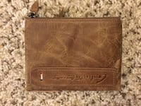 Genuine Leather Men's Wallet Laurel