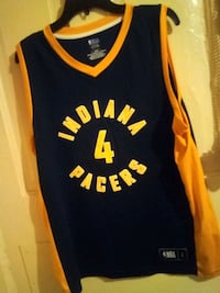 NBA Pacer Jersey brand new! Great condition !  Indianapolis, 46219