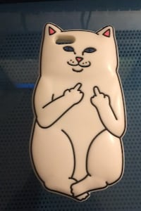 Ripndip iPhone case