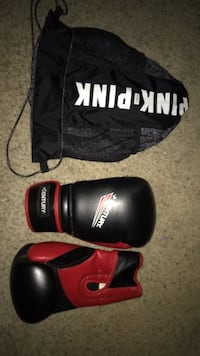 Century Boxing gloves and bag Roseville, 95661