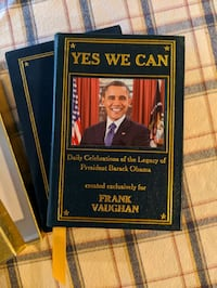 Collectible Obama Book