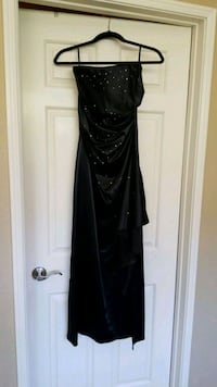 Strapless Jessica McClintock formal/prom dress Irvine, 92620