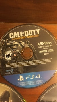 Sony PS4 Call Of Duty Advanced Warfare  McKinney, 75070
