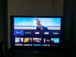 "60"" Inch Samsung 6 Series 4K UHD Smart TV"