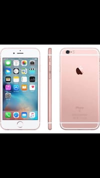 IPHONE 6S FACTORY UNLOCKED EXCELLENT CONDITION