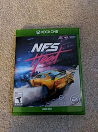 Nfs heat for Xbox 1  Mississauga, L5W 2A1
