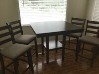 Pub Table w/ 4 chairs - Grey Lexington, 29073