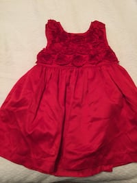 red spaghetti strap mini dress Calgary, T3K 0K8