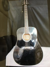 Montana acoustic guitar model MT 501 B. Sacramento, 95822