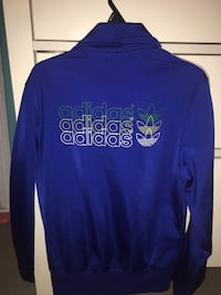 adidas track suit top sweater Edmonton, T6X 0K8