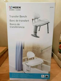 Moen Transfer Bench Surrey, V3T 2Z4